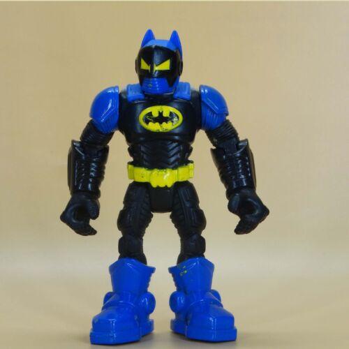 DC Super Friends Hero World Justice League robin figure old broken some 5/'