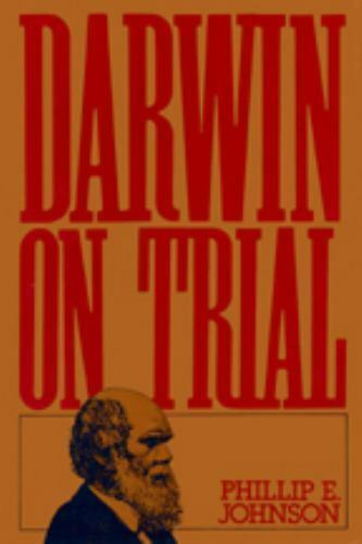 Darwin on Trial by Phillip E. Johnson (1992, Cassette, Unabridged)