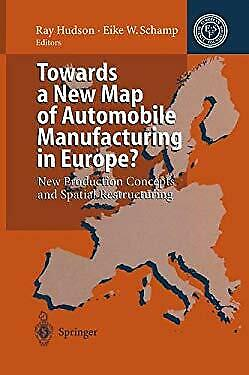 Towards a New Map of Automobile Manufacturing in Europe? : New Product-ExLibrary