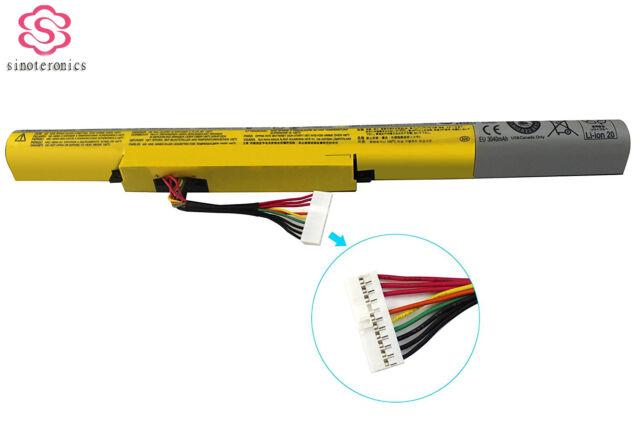 OEM Lenovo IdeaPad Z400 Z500 Series 14.4V 48Wh 3350mAh Battery L12S4K01