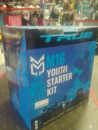 """Details about  /True Hockey M16 Youth Starter Kit Size Small 8/"""""""
