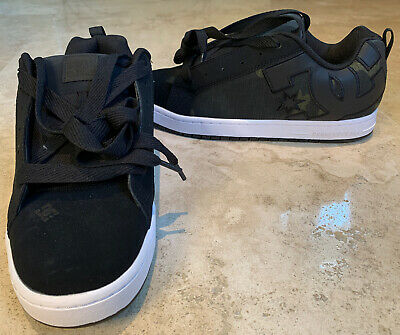 DC Court Graffik SE Skate Men's Shoes