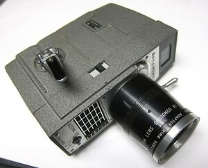 BELL-amp-HOWELL-ZOOM-ELECTRIC-EYE-MODEL-310-8MM-MOVIE-CAMERA-VINTAGE