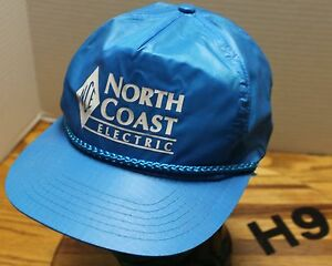 Image Is Loading Vintage North Coast Electric Seattle Snapback Truckers Hat