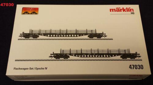 MARKLIN HO Gauge New Wagon Coach Set Hobby Model Gift Toy