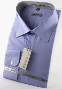 Camicia-classica-uomo-Cool-Man-manica-lunga-collo-classico-Art-254-9-90