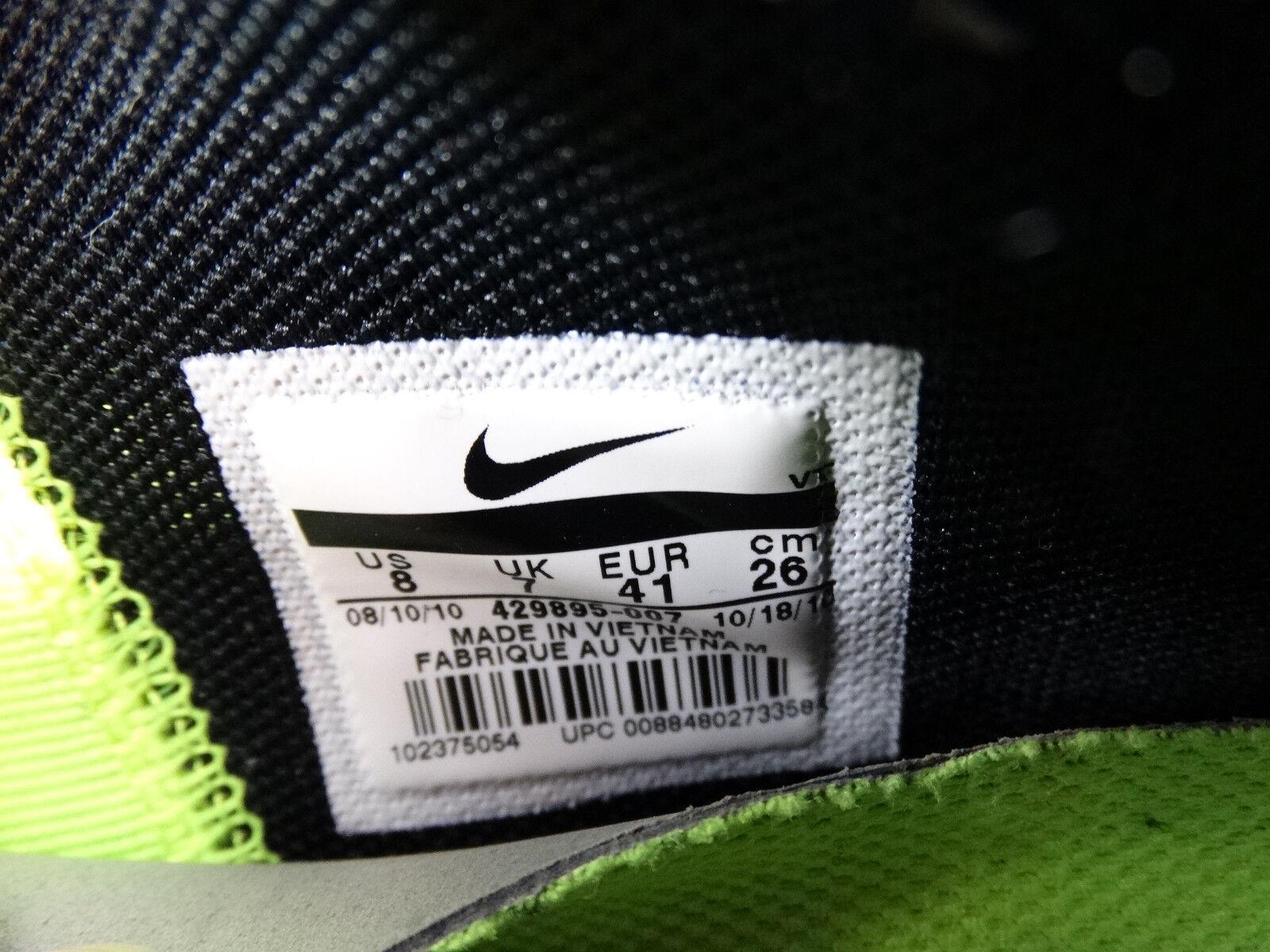 Nike Lunarhaze+ Laufschuhe 429895-007 schwarz-gelb-weiß schwarz-gelb-weiß schwarz-gelb-weiß EU 41 US 8 b22b11