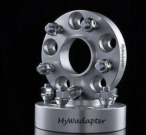 Wheel-Spacer-Adapters-15-mm-5x114-3-To-5x120-Conversion-Hub-Centric-2-PCS-Toyota