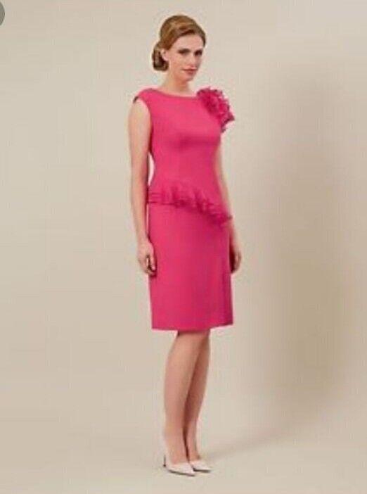 Lorcan mullany Rosa ruffle dress rrp  new