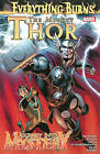 The Mighty Thor: Journey into Mystery: Everything Burns by Kieron Gillen, Matt Fraction (Paperback, 2013)