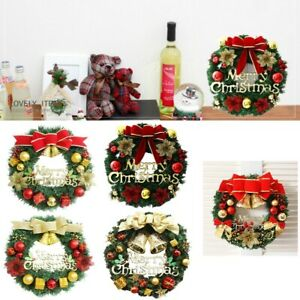 Decoration Christmas Wreath Party Door Ornament Spring Festival Holiday