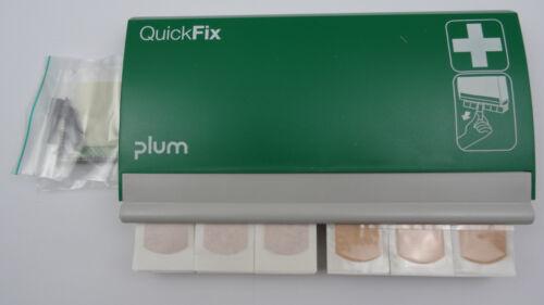 Pflasterspender QuickFix 90 Pflaster elastisch//wasserfest PLUM Box Wandbox
