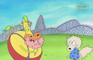 ROCKO-039-S-MODERN-LIFE-Original-Production-Cel-Cell-Nickelodeon-COA-Amusement-90s