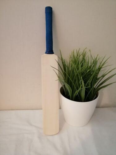 """Mini Cricket Bat trophy 15/"""" inches Length  blue Miniature Autograph Bat"""