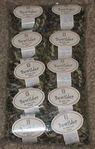 "Lot - 10 Universal Bewilder ""Bayou"" Nylon / Wool / Acrylic Blend Yarn NIP"