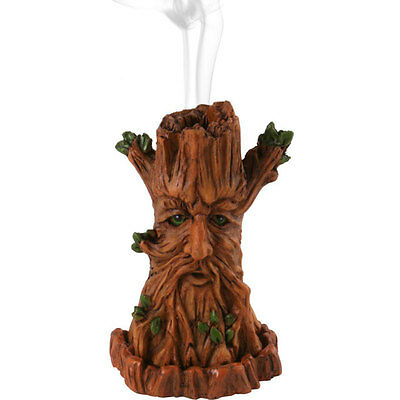 Tree Man INCENSE BURNER - by Lisa Parker