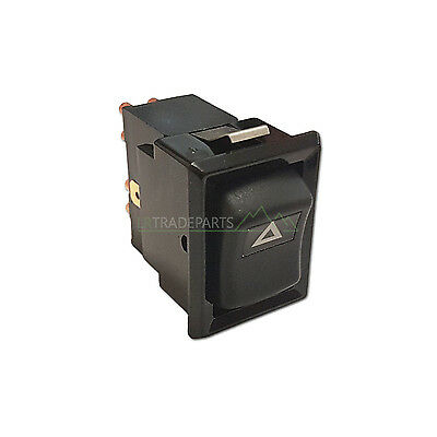 YUF101490 BR1289R Bearmach Land Rover Defender Hazard Warning Light Switch
