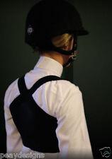 EquiFit Shouldersback Original Posture Support Black Sz Adult Adolescent NEW