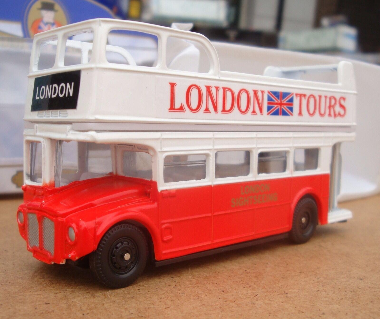Oxford Diecast RM0 42(042), London Tours, Routemaster open-top bus, bus, bus, 1 76 e8fe7d
