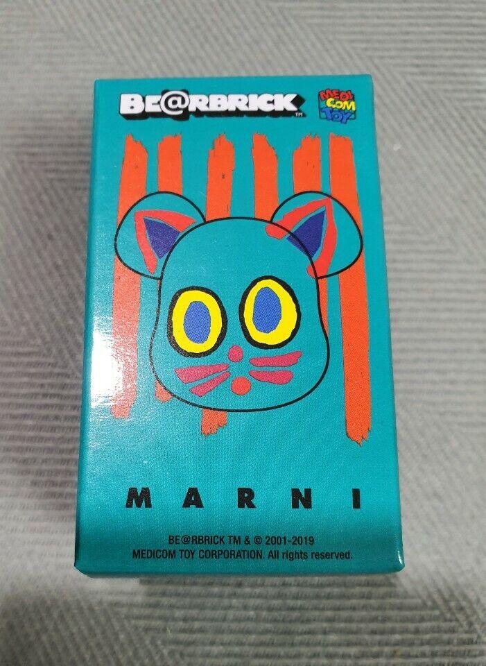 BE@RBRICK Marni Macau Macau 100% BEARBRICK Medicom Toy