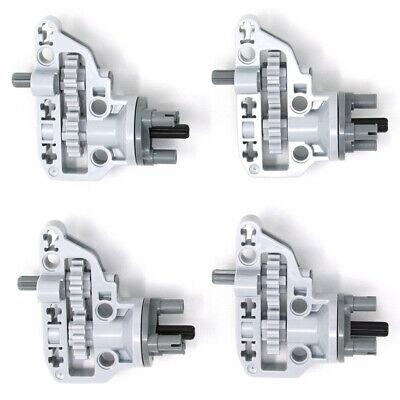 LEGO TECHNIC 4 x Clear Transparent Engine Cylinder Piston Blocks