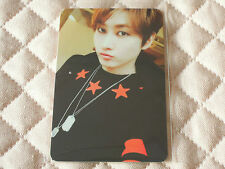(ver. Eunhyuk) D&E The Beat Goes On Album Photocard K-POP Super Junior TYPE A