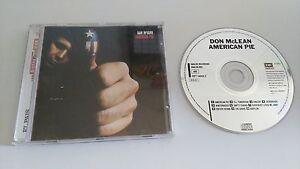 DON-MCLEAN-AMERICAN-PIE-CD-SPANISH-EDITION-10-TRACKS