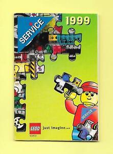LEGO-Catalogue-tarif-Bon-de-commande-1999-14-5-x-9-5-cm