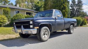 1981 Chevrolet C/K 2500