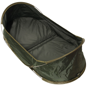 NGT CARP FISHING POP-UP CRADLE PredECTIVE UNHOOKING MAT + carry case