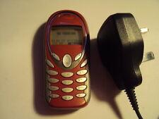 Barato fácil ancianos niños Senior desactivar Siemens A55 Teléfono Móvil Desbloqueado + Cargador