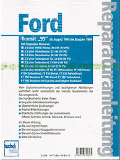 Buch Reparaturanleitung Ford Transit August 1995 - 1999,Band 1237