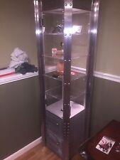 Oakley X-metal Display Case W/lights Mint 6ft