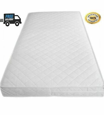 Argos Bed Thick Baby Travel Cot Mattress 100 x 70cm To fit Mother care