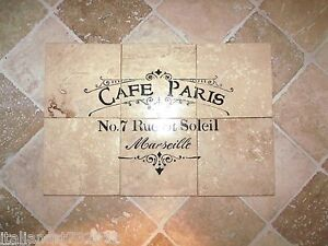 French-Country-CAFE-039-PARIS-Kitchen-Backsplash-100-Travertine-Tiles-12-034-x-18-034