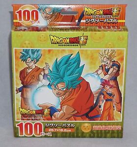 Dragon-Ball-Super-Official-Jigsaw-Puzzle-100-Pieces-Son-Goku-New-AU-stock