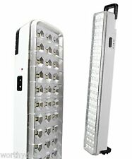 High brightness 60 LED battery lamp - Rechargeable Emergency work garage light