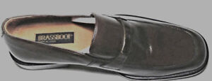 New-Brass-Boot-034-CAPRETTO-034-Brown-All-Leather-Hand-Made-in-Spain-US-Size-10