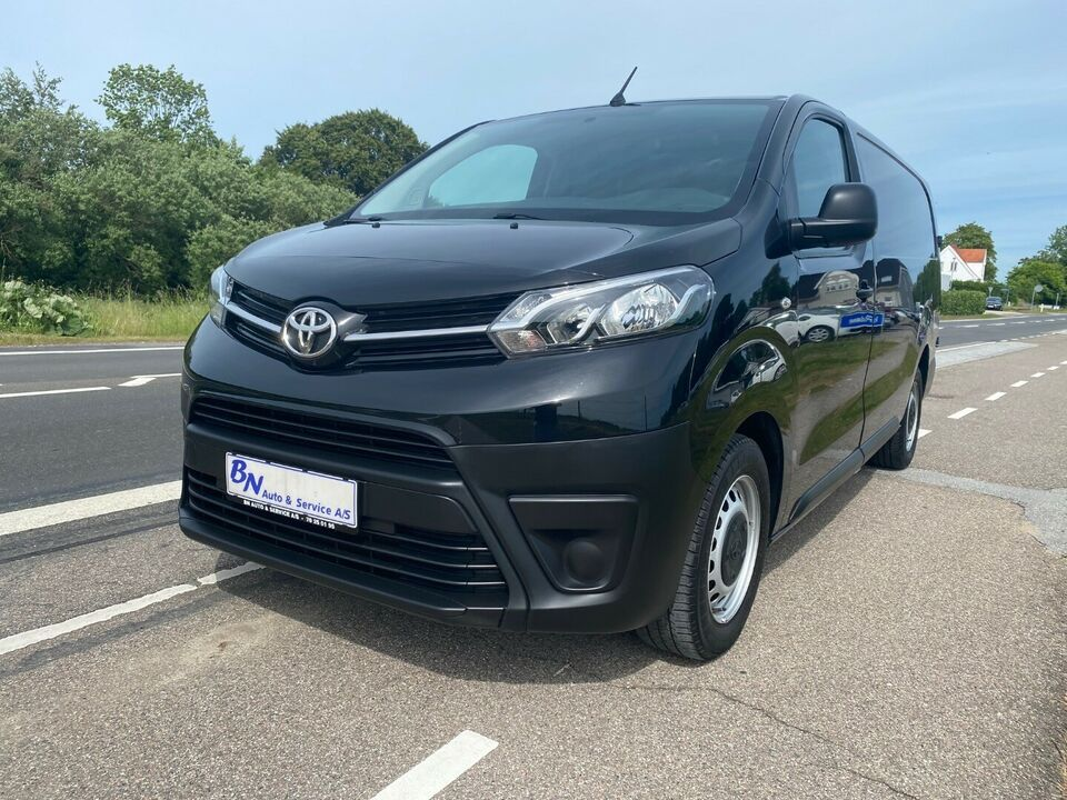 Toyota ProAce 2,0 D 120 Long Comfort Diesel modelår 2019