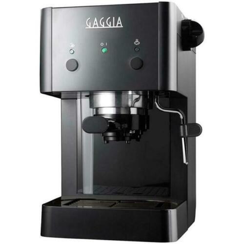 Nera Gaggia RI8423//12 950 W Macchina per Caffe