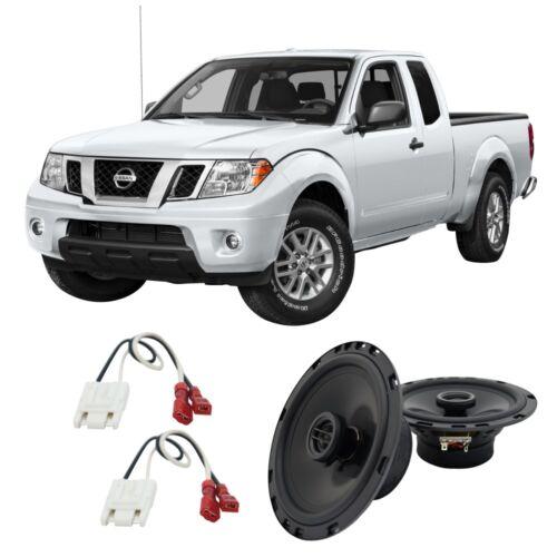 Fits Nissan Frontier 2005-2015 Rear Door Replacement Harmony HA-R65 Speakers