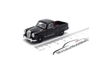 87066-BoS-Models-Mercedes-180-W120-Bakkie-schwarz-RHD-1956-1-87