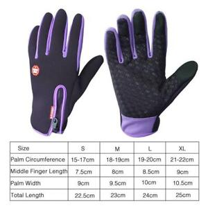 Winter-Outdoor-Sports-Windstopper-Gloves-Waterproof-Cycling-Thermal-Gloves-D8X1