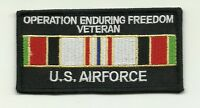 U.s. Air Force Enduring Freedom Veteran Patch
