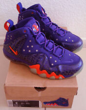 newest collection 4932c 6fb5e DS Nike Barkley Posite Max PHOENIX SUNS Purple Orange 555097-581 size 9
