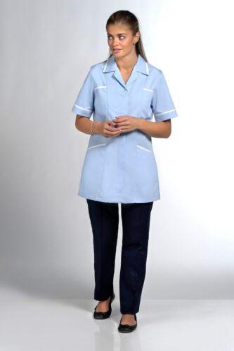Healthcare Nursing Tunics woman girls ladies tops office uniform shirts N444