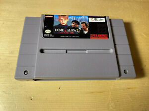 Home-Alone-2-Lost-in-New-York-Super-Nintendo-SNES-Authentic-Tested