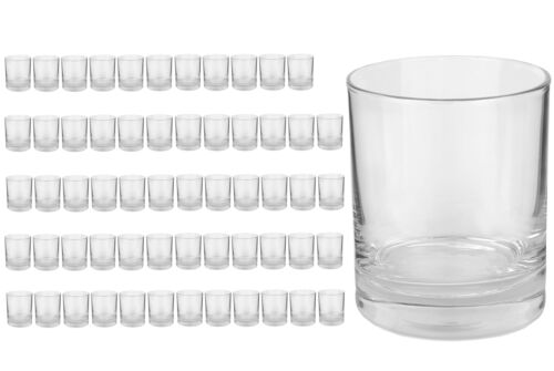 60er set cóctel vasos gala 250 ml de whisky de vidrio cristal acróbata vasos otra manera