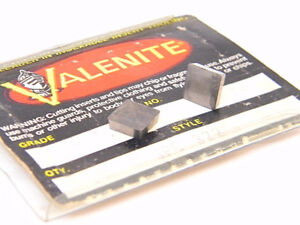 NEW-SURPLUS-10PCS-VALENITE-SPC-322-GRADE-VC2-CARBIDE-INSERTS