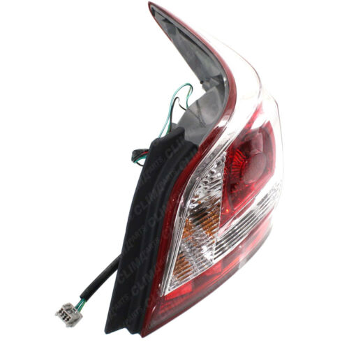 Tail Light Assembly Passenger and Driver Sides for 2014-2015 Nissan Altima